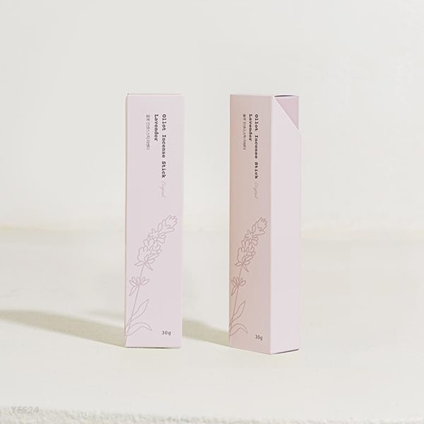 [올롯] 오리지널 인센스스틱 라벤더향 1팩