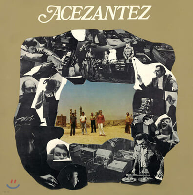 Acezantez (에이스잔테즈) - Acezantez [LP]
