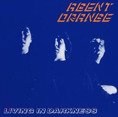 Agent Orange (에이전트 오렌지) - Living In Darkness [퍼플 컬러 LP]