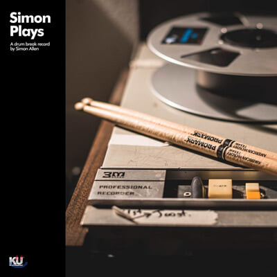 Simon Allen (사이먼 알렌) - Simon Plays (A Drum Break Record)
