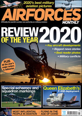 Air Forces Monthly (월간) : 2021년 1월