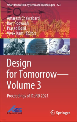 Design for Tomorrow--Volume 3: Proceedings of Icord 2021