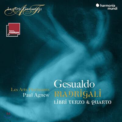 Paul Agnew 카를로 제수알도: 마드리갈집 3, 4권 (Carlo Gesualdo: Madrigali, Libri Terzo, Quarto)