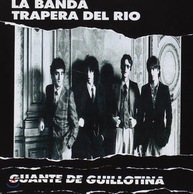 La Banda Trapera Del Rio (라 반다 트라페라 델 리오) - Guante De Guillotina [화이트 컬러 LP]