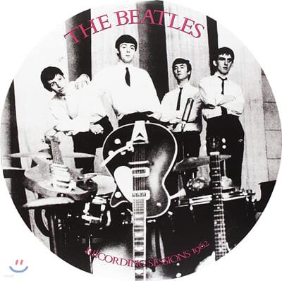 The Beatles (비틀즈) - Recording Sessions 1962 [픽쳐디스크 LP]