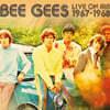 Bee Gees (비지스) - Live On Air 1967-1968 [투명 피치 컬러 LP]