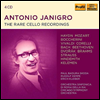 안토니오 야니그로 - 첼로 협주곡 녹음집 (Antonio Janigro - The Rare Cello Recordings) (4CD) - Antonio Janigro,