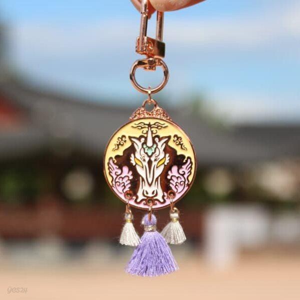 전통 영물 키링(천마)
