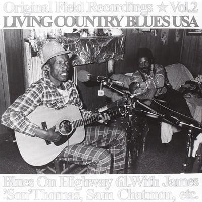 블루스 컴필레이션 (Blues On Highway 61) [LP]