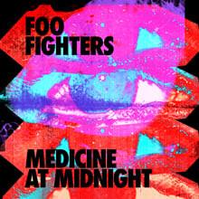 Foo Fighters (푸 파이터스) - 10집 Medicine At Midnight