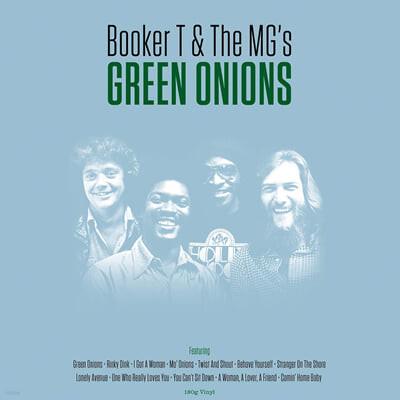 Booker T. & The MG's (부커티 앤 더 엠지스) - Green Onions [LP]