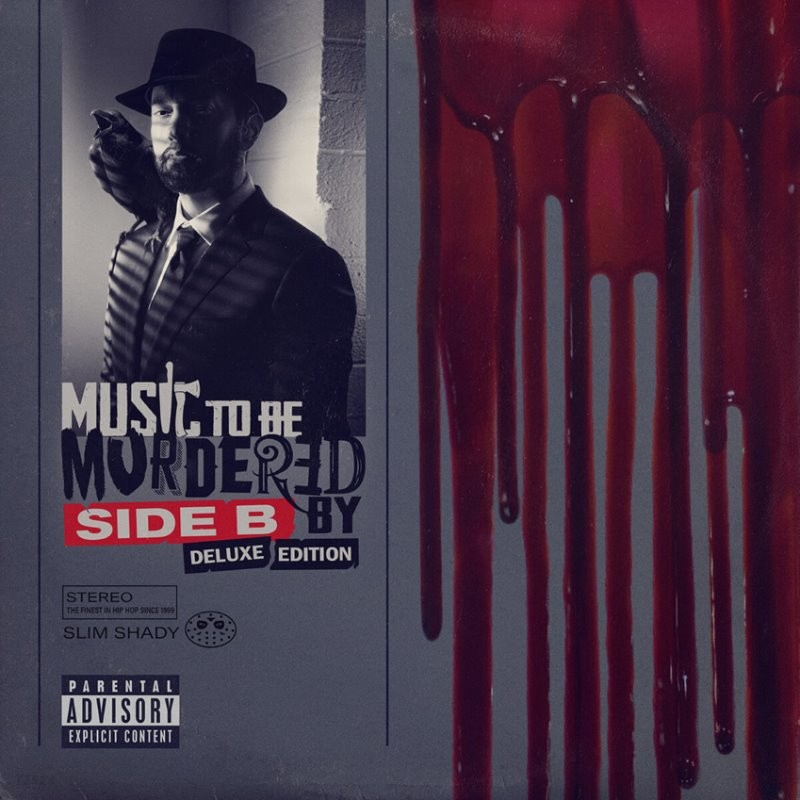 Eminem (에미넴) - 11집 Music To Be Murdered By - Side B