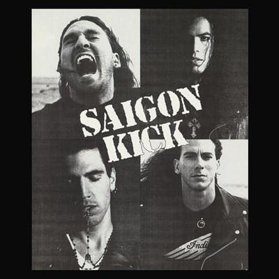 Saigon Kick (사이공 킥) - Saigon Kick [화이트 컬러 LP]