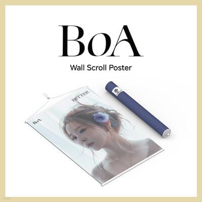 보아(BoA) - 월 스크롤 포스터