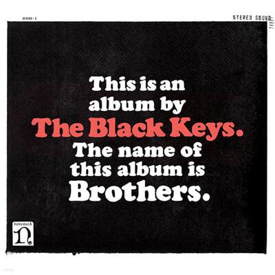 The Black Keys (더 블랙 키스) - 6집 Brothers [2LP]
