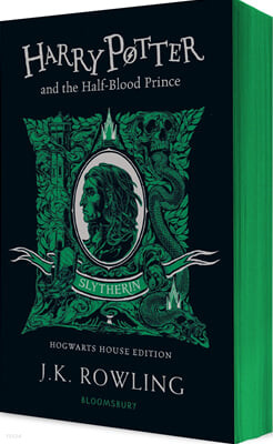 Harry Potter and the Half Blood Prince : Slytherin Edition (영국판)