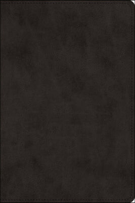 ESV Personal Reference Bible (Trutone, Black)
