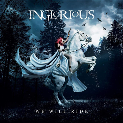 Inglorious - We Will Ride (CD)