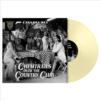 Lana Del Rey - Chemtrails Over The Country Club (Ltd)(Colored LP)
