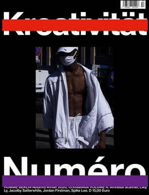 Numero Homme DE (반년간) : 2021년 No.13