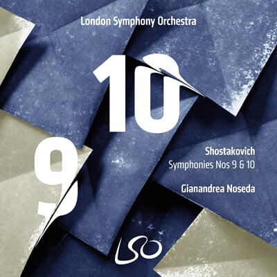 Gianandrea Noseda 쇼스타코비치: 교향곡 9, 10번 (Shostakovich: Symphonies Op.70, Op.93)
