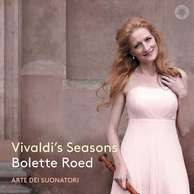 Bolette Roed 비발디: 사계 [고음악 앙상블 & 리코더 연주 버전] (Vivaldi: Four Seasons)