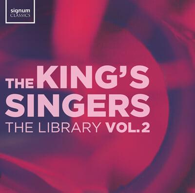 킹스 싱어즈 더 라이브러리 2집 (The King's Singers - The Library Vol. 2)