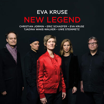 Eva Kruse (에바 크루제) - New Legend [LP]