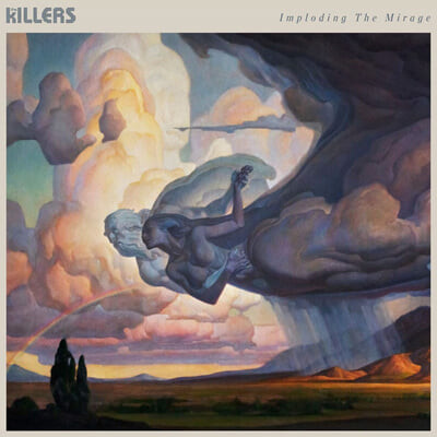 Killers (킬러스) - 6집 Imploding The Mirage [LP]