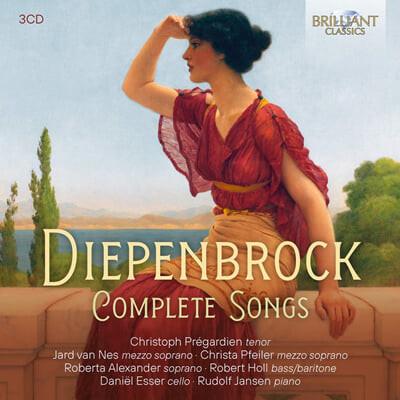 Roberta Alexander 알폰스 디펜브로크: 가곡 전곡 (Alphons Diepenbrock: Complete Songs)