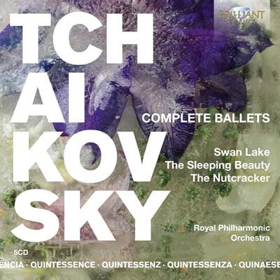 Royal Philharmonic Orchestra 차이코프스키: 3대 발레 전곡 (Tchaikovsky: Complete Ballets)