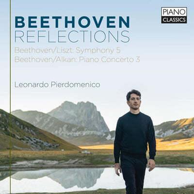 Leonardo Pierdomenico 베토벤: 교향곡 5번, 피아노 협주곡 3번 [피아노 독주 버전] (Beethoven: Symphony Op.67, Piano Concerto Op.37)