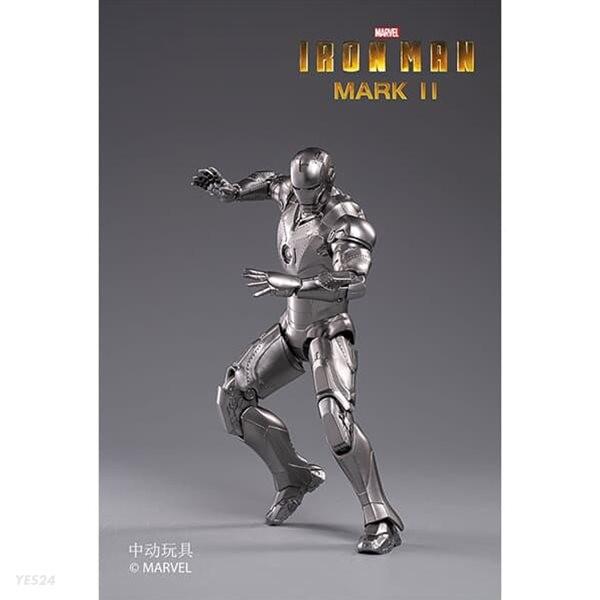 [ZD TOYS]마블 아이언맨 시리즈 MK2(마크2),MK2(마크3),MK2(마크4) 정식수입제품