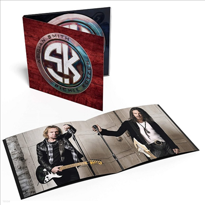 Richie Kotzen & Adrian Smith - Smith/Kotzen (Digipack)(CD)