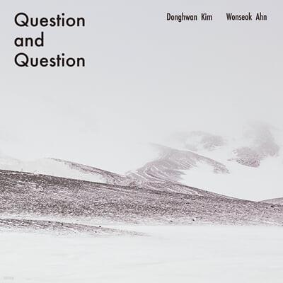 김동환, 안원석 - 질문과 질문