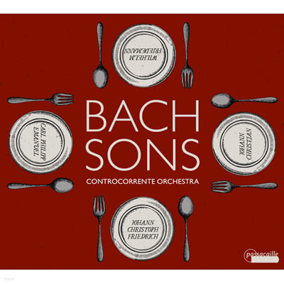 Conctrocorrente Orchestra 바흐 가문의 신포니아 (C.P.E. / W.F. / J.C. / J.C.F. Bach: Sinfonias)