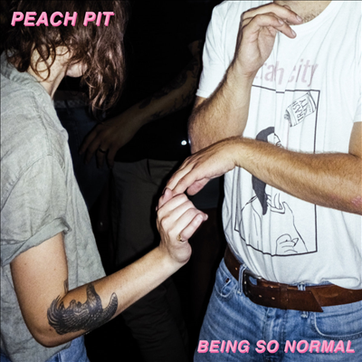 Peach Pit - Being So Normal (LP)