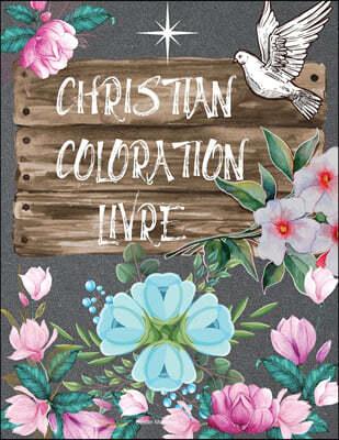 Christian Coloration Livre