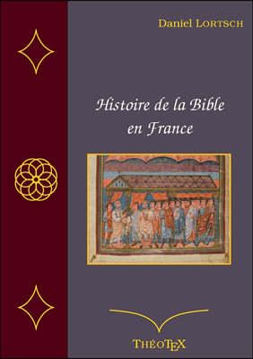Histoire de la Bible en France