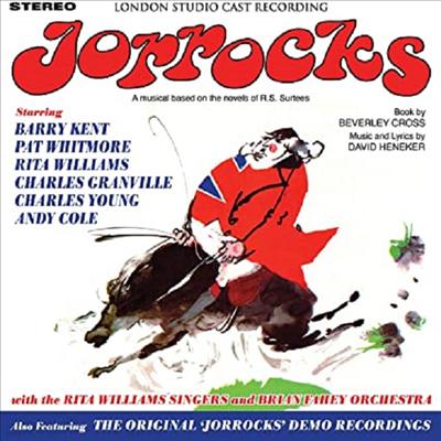 O.C.R. - Jorrocks (조록스) (London Studio Cast Recording)(Ltd. Ed)(CD)