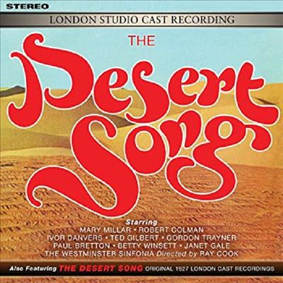 O.C.R. - Desert Song (사막의 노래) (London Studio & Original 1927 Cast)(Ltd. Ed)(CD)