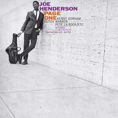 Joe Henderson (조 헨더슨) - Page One [LP]