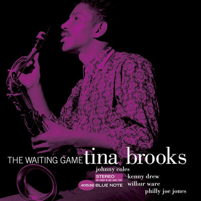Tina Brooks (티나 브룩스) - The Waiting Game [LP]