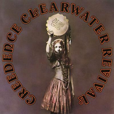 Creedence Clearwater Revival (C.C.R.) - 7집 Mardi Gras [LP]