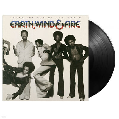 Earth, Wind & Fire (어스 윈드 앤 파이어) - That's the Way of the World [LP]