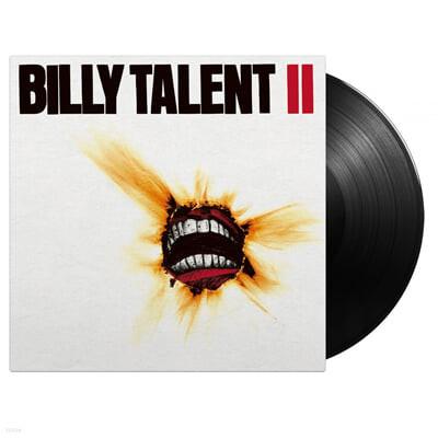 Billy Talent (빌리 탤런트) - 2집 Billy Talent II [2LP]