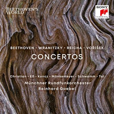 Reinhard Goebel 베토벤 / 브라니츠키 / 레이하 / 보리체크: 협주곡집 (Beethoven's World Vol. 5)