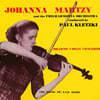 Johanna Martzy 브람스: 바이올린 협주곡 - 요한나 마르치 (Brahms: Violin Concerto Op.77) [LP]