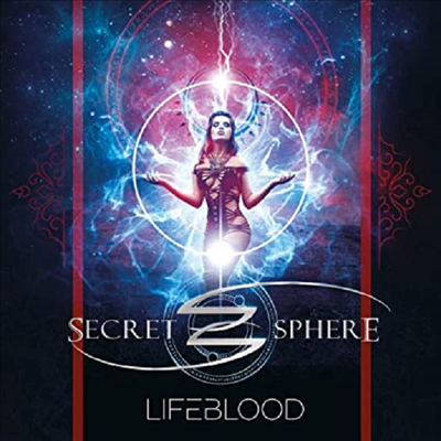 Secret Sphere - Lifeblood (CD)
