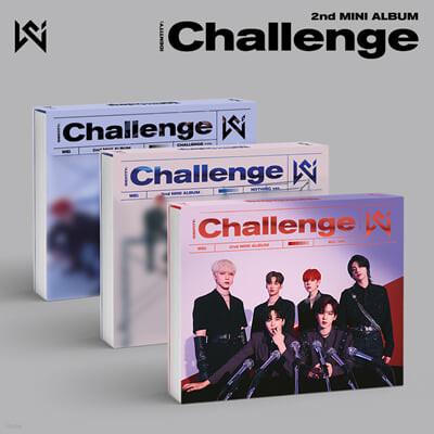 위아이 (WEi) - 미니앨범 2집 : IDENTITY : Challenge [ALL ver.]